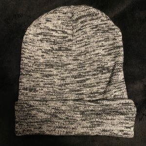 Gray beanie from PINK